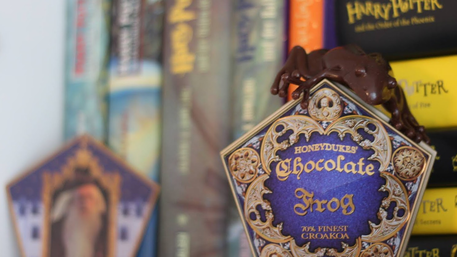 Noble Collection Chocolate Frog