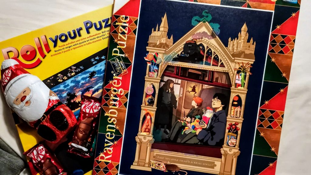 Harry Potter Puzzle MinaLima